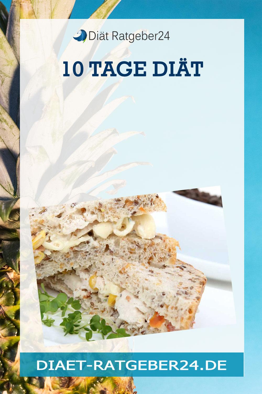 10 Tage Diät