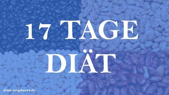 17 Tage Diät Ratgeber
