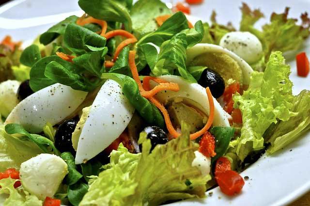 Was sind kohlenhydratarme Lebensmittel?