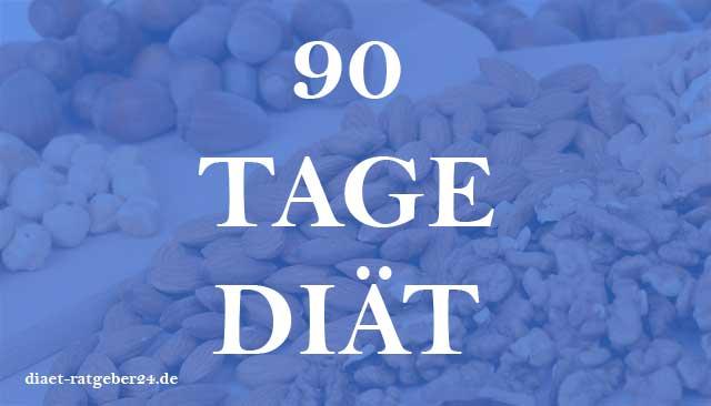 90 Tage Diät Ratgeber