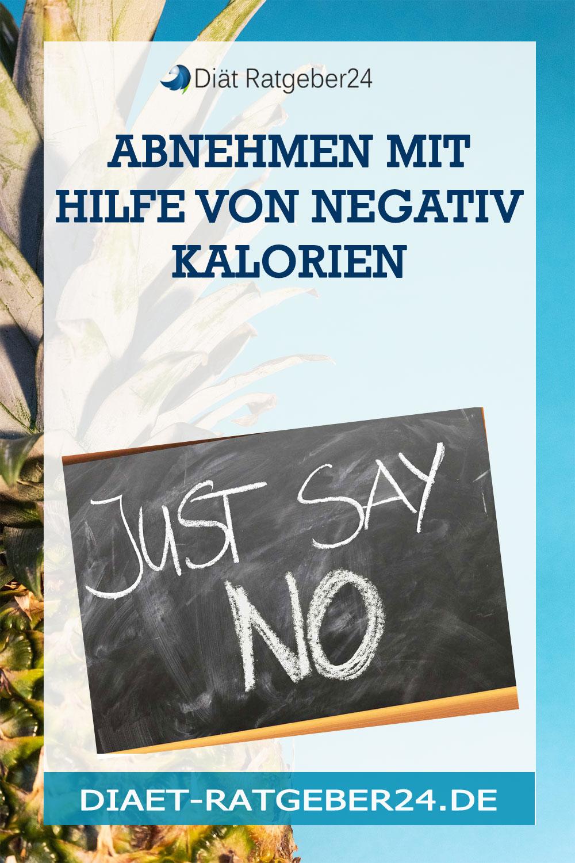 Kann Abnehmen mit Hilfe von Negativ-Kalorien wirklich funktionieren?