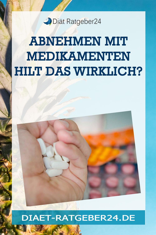 Abnehmen mit Medikamenten hilt das wirklich?