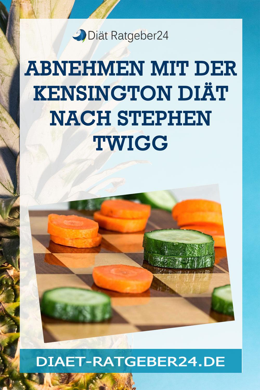 Abnehmen mit der Kensington Diät nach Stephen Twigg