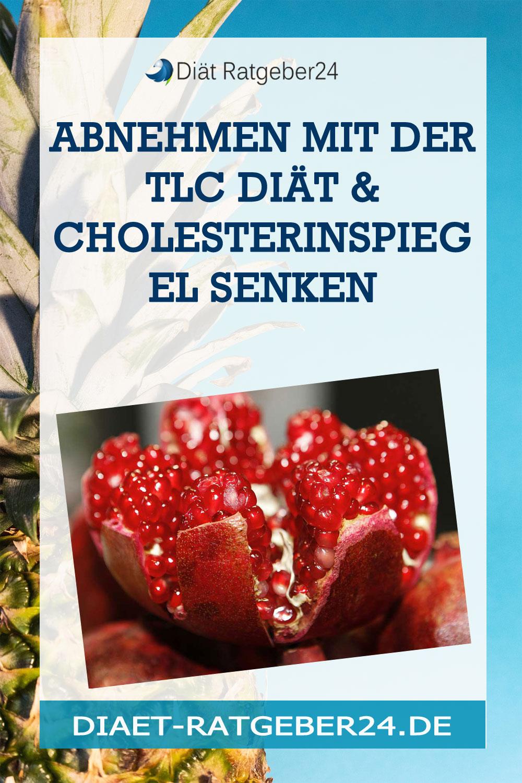 Abnehmen mit der TLC Diät & Cholesterinspiegel senken