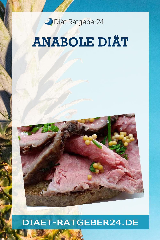 Anabole Diät