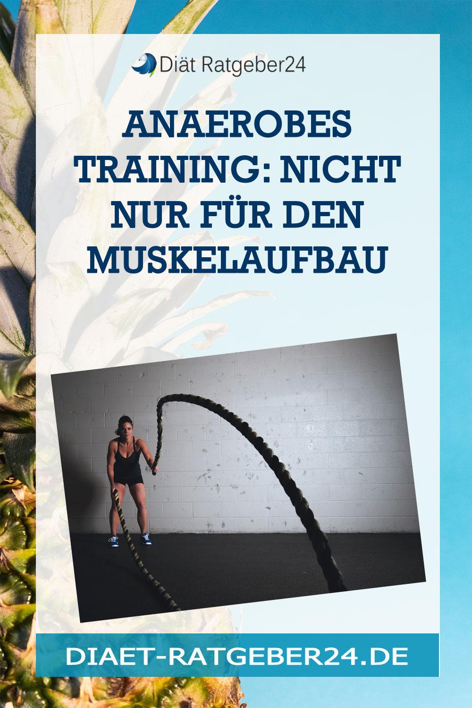 Anaerobes Training: nicht nur für den Muskelaufbau
