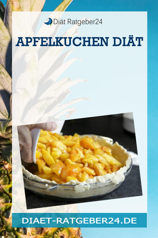 Apfelkuchen Diät