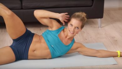 Bauch weg Training - So klappt es wirklich!