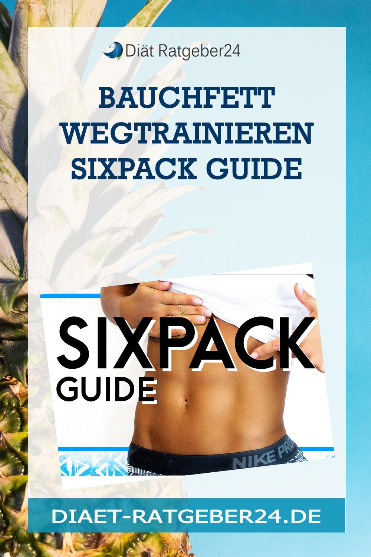 Bauchfett wegtrainieren Sixpack Guide