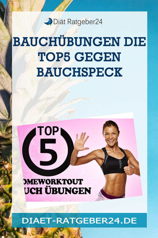 Bauchübungen Die Top5 gegen Bauchspeck