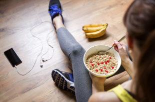 Fit im neuen Jahr: 10 Tipps gegen die Feiertags-Pfunde