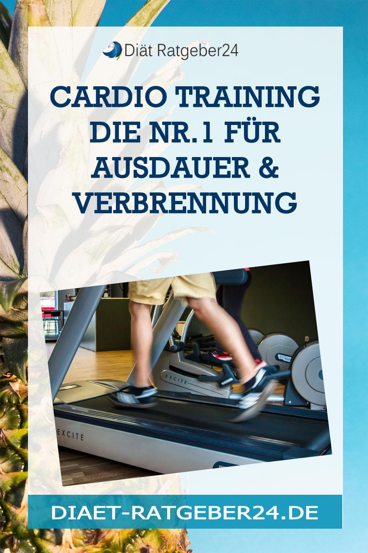 Cardio Training die Nr.1 für Ausdauer & Verbrennung