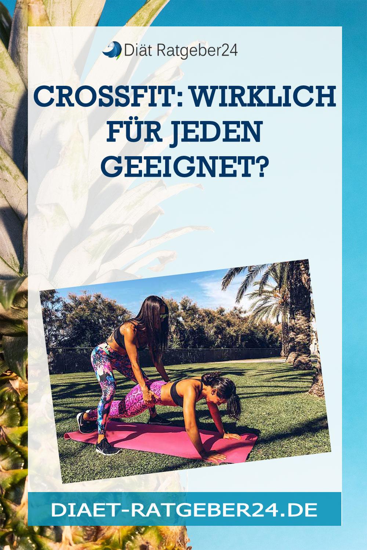 CrossFit: Wirklich für jeden geeignet?