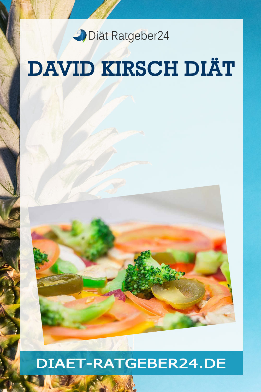 David Kirsch Diät
