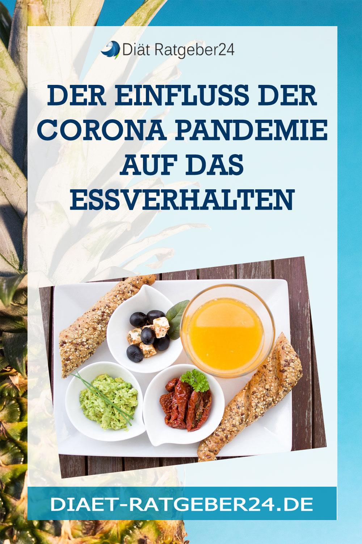 Der Einfluss der Corona Pandemie auf das Essverhalten