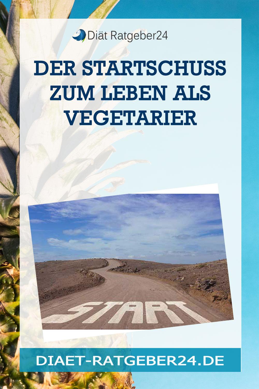 Der Startschuss zum Leben als Vegetarier