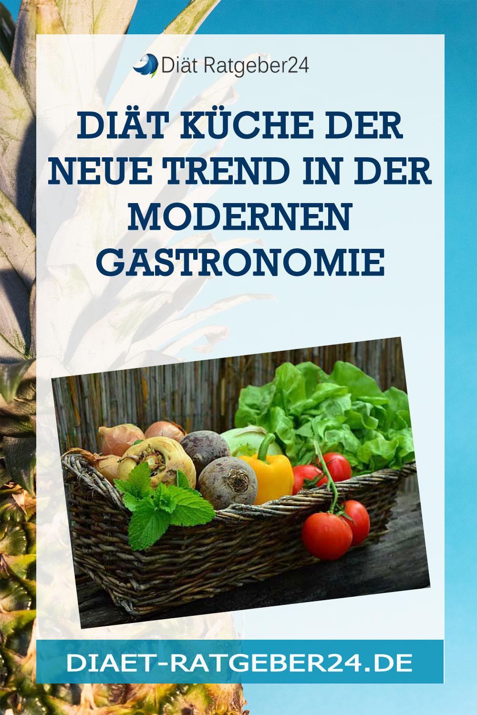 Diät Küche der neue Trend in der modernen Gastronomie