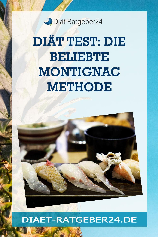 Diät Test: Die beliebte Montignac Methode