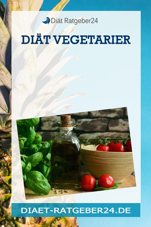 Diät Vegetarier