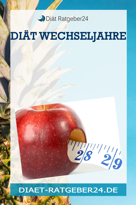 Diät während der Wechseljahre – Abnehmen während des Klimakterium