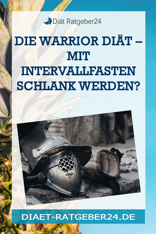 Die Warrior Diät – Mit Intervallfasten schlank werden?