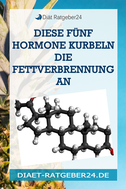 Diese fünf Hormone kurbeln die Fettverbrennung an