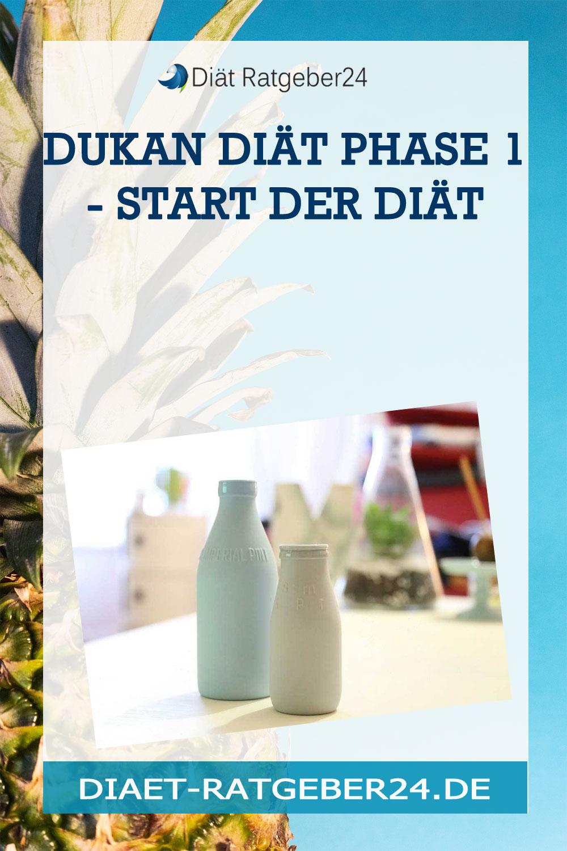 Dukan Diät Phase 1 - Start der Diät