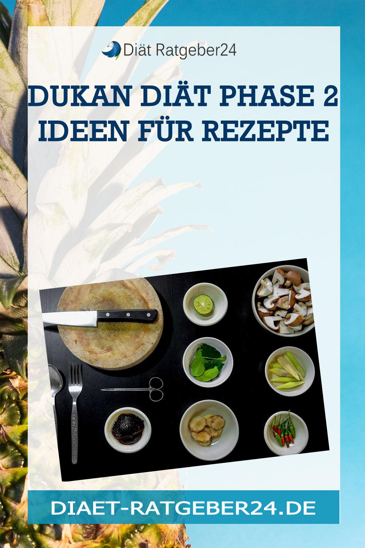 Dukan Diät Phase 2 Ideen für Rezepte