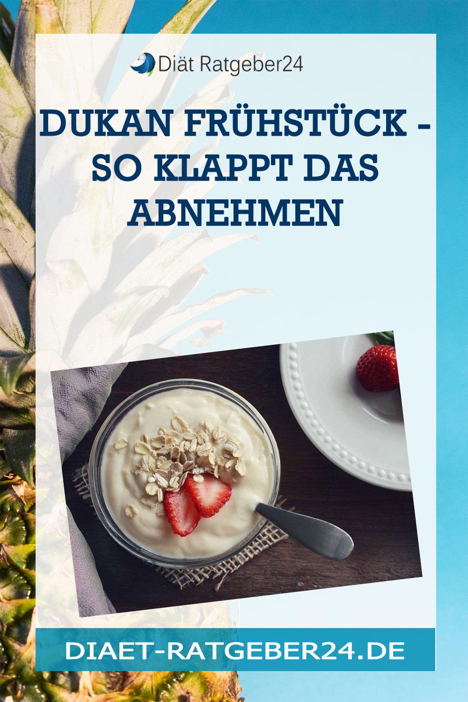 Dukan Frühstück