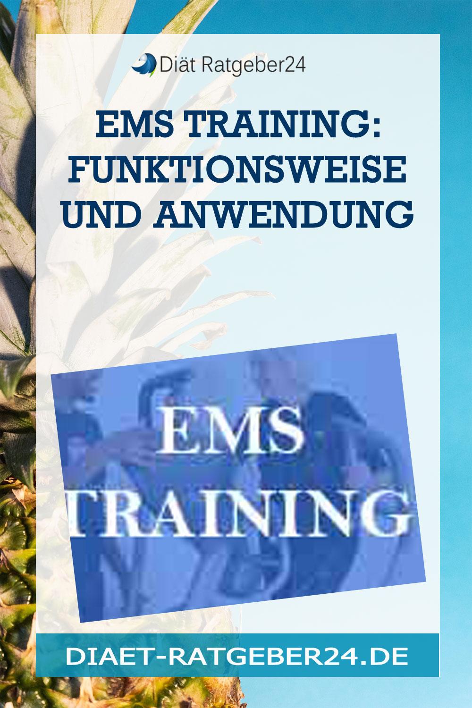 EMS Training: Funktionsweise und Anwendung
