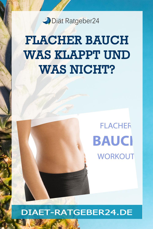 Flacher Bauch Was klappt und was nicht?