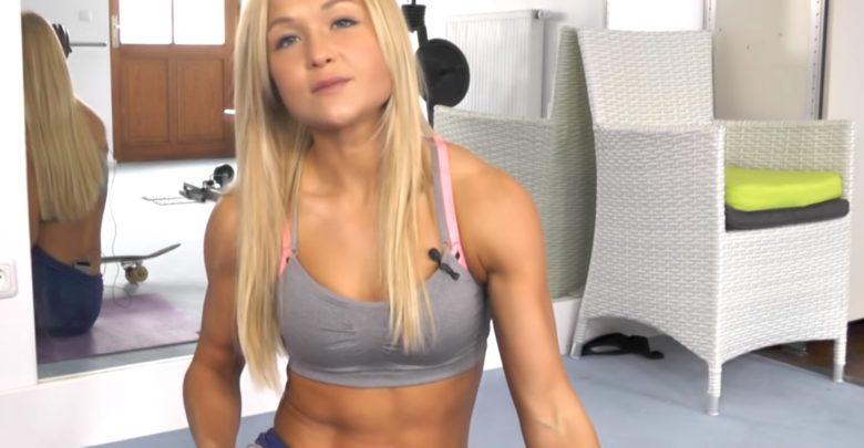 Bild von Flacher Bauch für Frauen mit diesen 3 Übungen