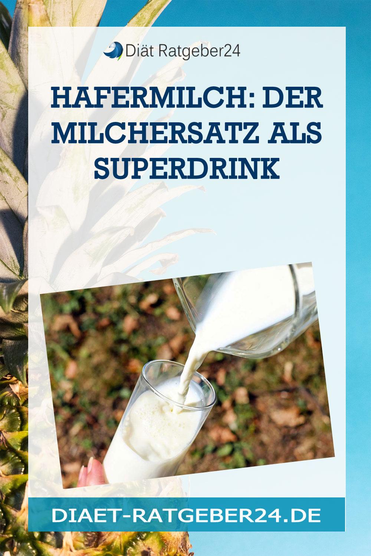 Hafermilch: Der Milchersatz als Superdrink