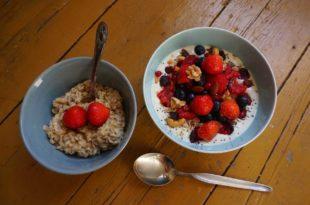 Haferschleim - nicht nur gesund während einer Diät