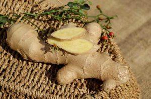 Ingwer ist eine beliebte Zutat für eine Suppendiät