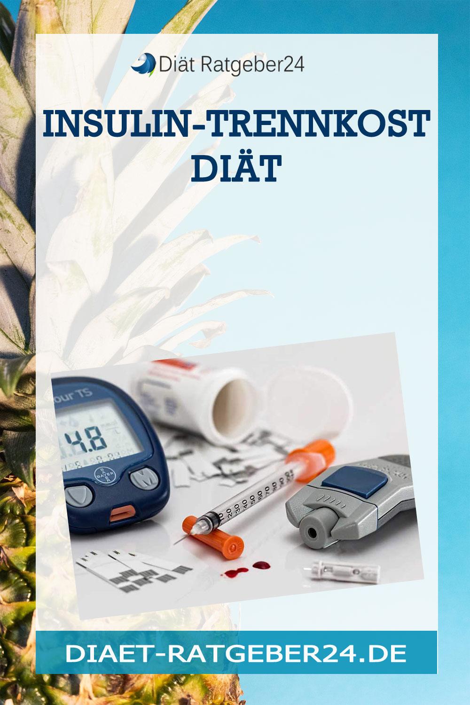 Insulin-Trennkost Diät