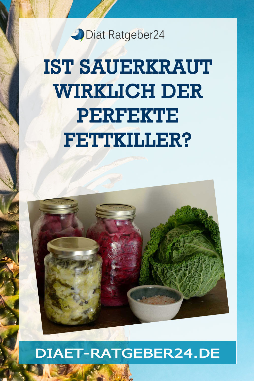 Ist Sauerkraut wirklich der perfekte Fettkiller?