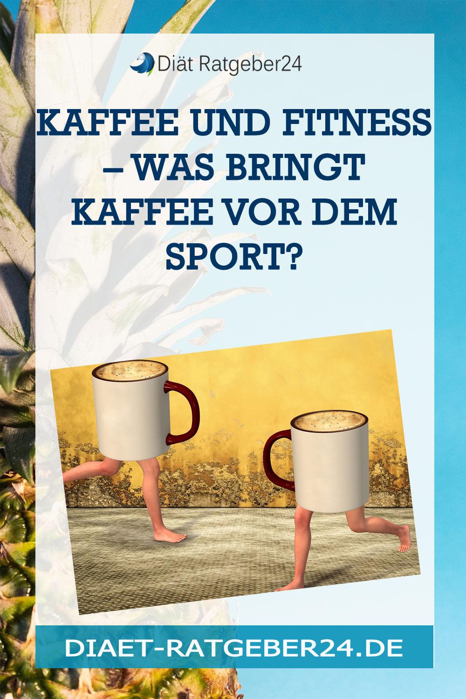 Kaffee und Fitness – Was bringt Kaffee vor dem Sport?