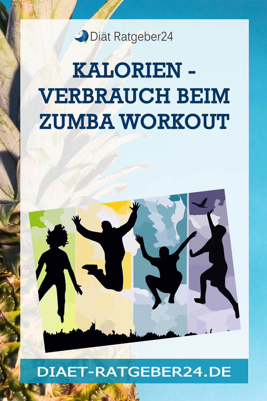 Kalorienverbrauch beim Zumba Workout