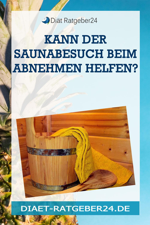 Kann der Saunabesuch beim Abnehmen helfen?