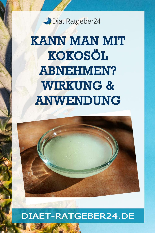 Kann man mit Kokosöl abnehmen? Wirkung & Anwendung