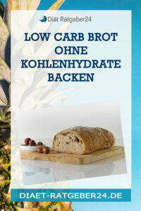 Low Carb Brot Ohne Kohlenhydrate backen