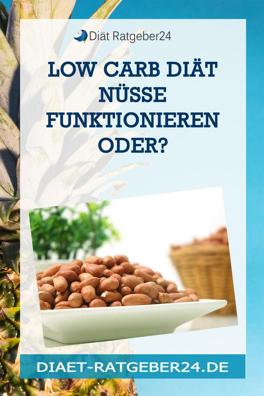 Low Carb Diät Nüsse funktionieren oder?