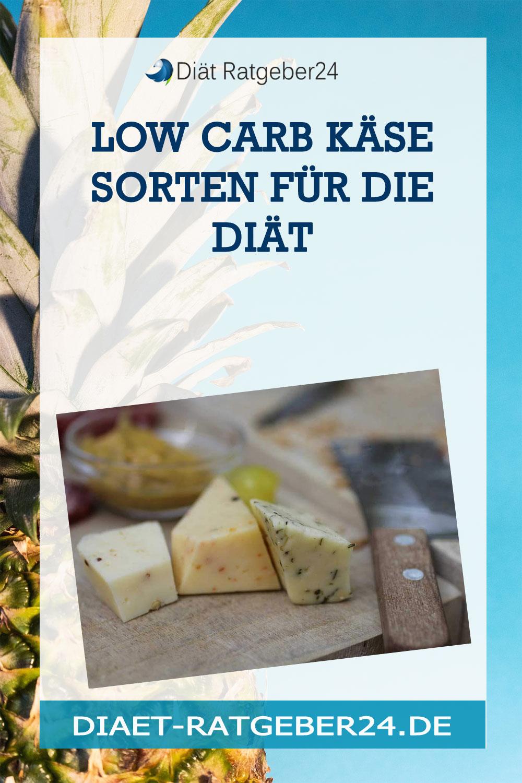 Low Carb Käse Sorten für die Diät