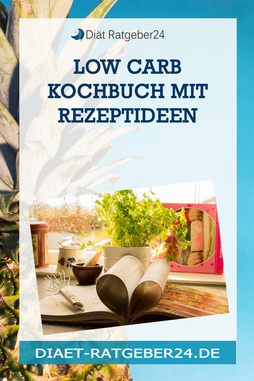 Low Carb Kochbuch mit Rezeptideen