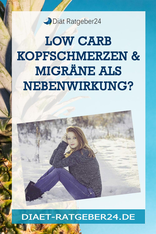 Low Carb Kopfschmerzen & Migräne als Nebenwirkung?