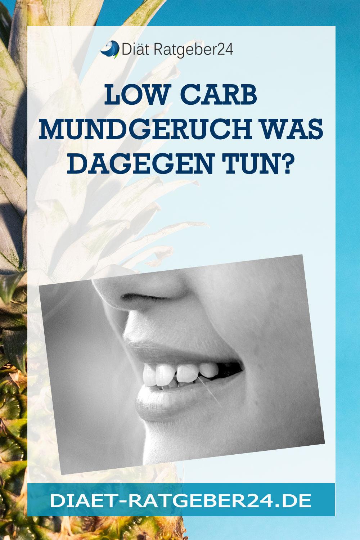 Low Carb Mundgeruch Was dagegen tun?