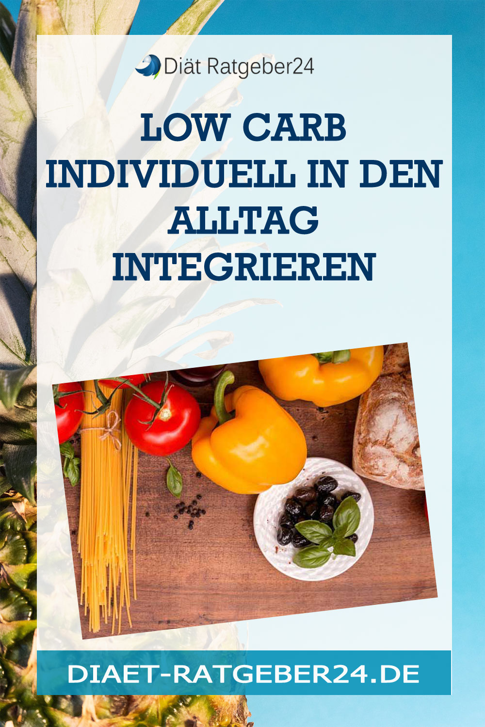 Low Carb individuell in den Alltag integrieren