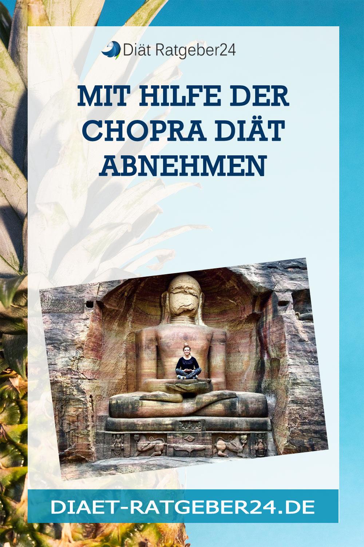 Mit Hilfe der Chopra Diät abnehmen