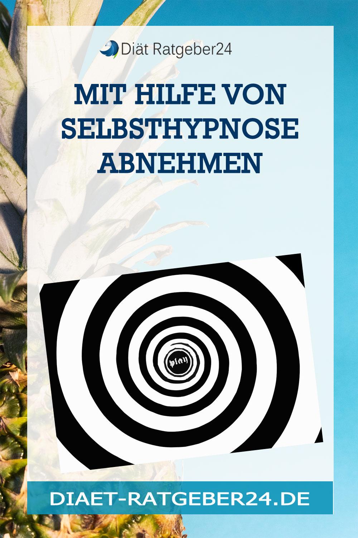 Mit Hilfe von Selbsthypnose abnehmen